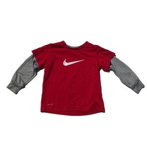 4/$20 Nike double layer tee